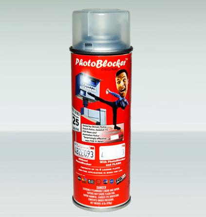 Photoblocker Spray