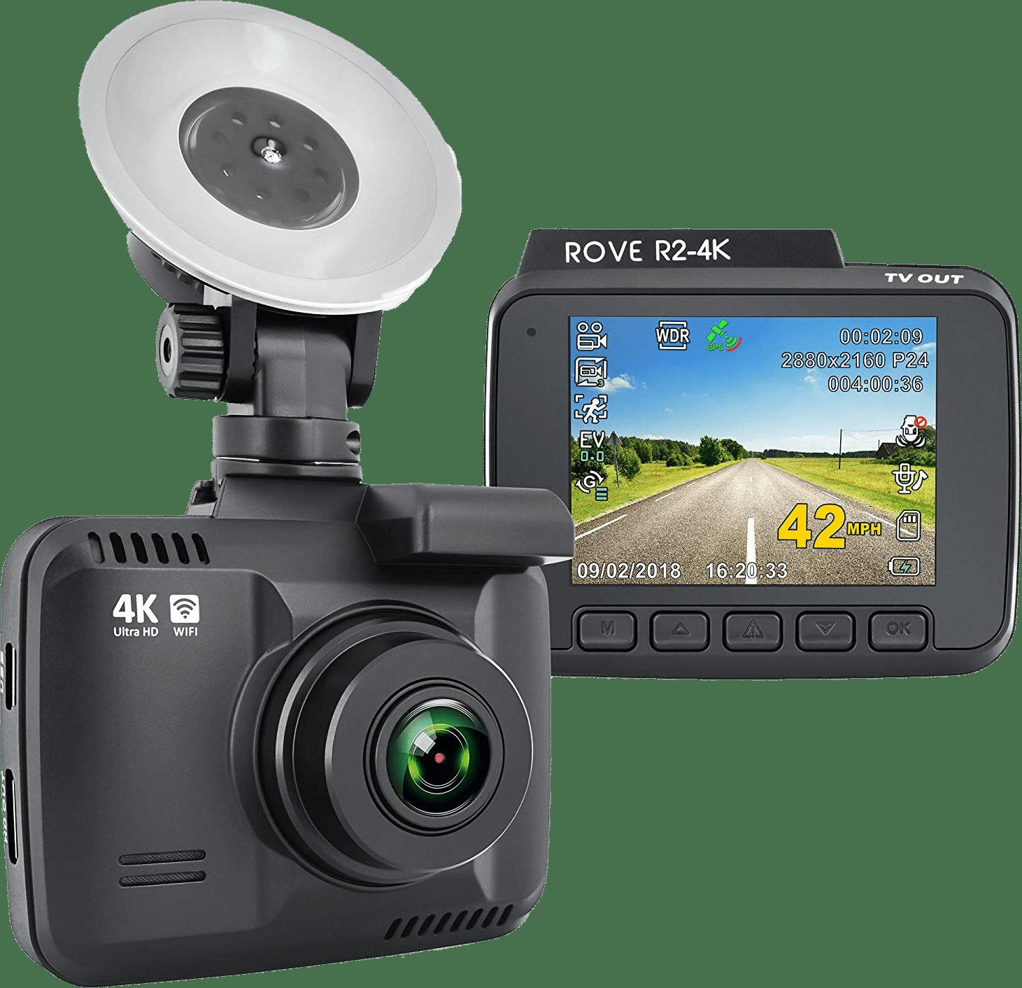 Rove R2-4K Dash Cam